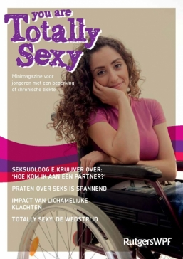 You are Totally Sexy Minimagazine voor jongeren