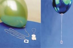 Eco-snelsluiters voor ballonnen (per 50 stuks)