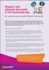 Lesbrief Omgaan met seksuele diversiteit in het basisonderwijs