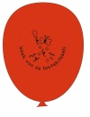 Ballonnen Week van de Lentekriebels  (per 50 stuks)