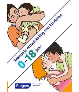 Seksuele ontwikkeling van kinderen 0-18 jaar
