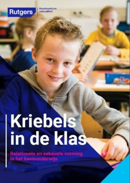 Folder 'Kriebels in de klas'