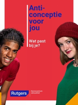 Brochure Anticonceptie voor jou