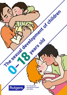 Sexual development of children from 0 to 18 years