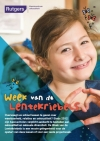 A5 Flyer Week van de Lentekriebels-  gratis te bestellen