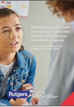 Handleiding Individuele counseling kinderwens en anticonceptie voor kwetsbare jongeren