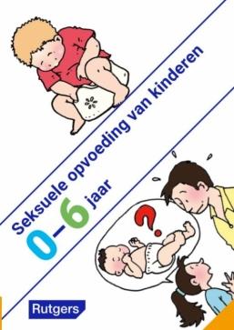 Brochure Seksuele opvoeding van kinderen 0-6 jaar